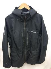 HOMESCHOOL/HEAVYDAYS JACKET/スノーボードウェア/M/BLK/RECCO