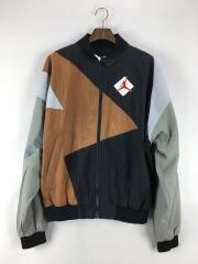Air Jordan patta jumpman Track Jacket/ジャケット/M/ナイロン/BRW