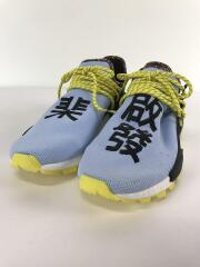 ×Pharrell Williams/PW HU NMD/ローカットスニーカー/27cm/BLU